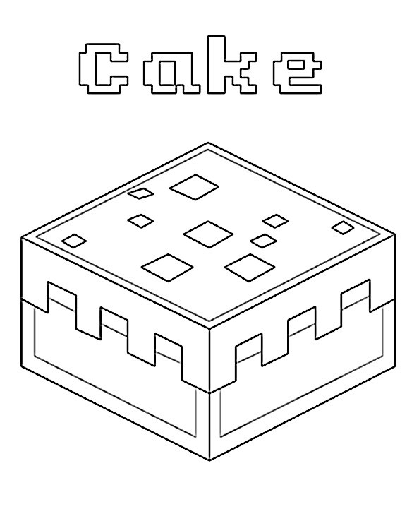Bilder Zum Ausmalen Minecraft