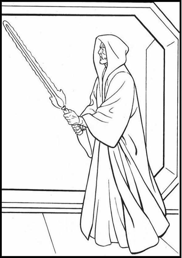 Ausmalbilder Star Wars 10 Ausmalbilder