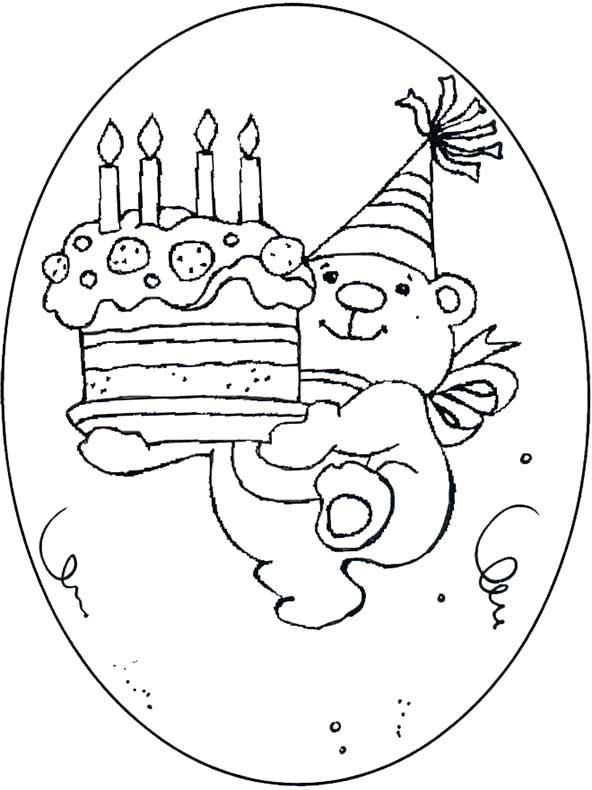 Ausmalbilder Geburtstag 10 Ausmalbilder
