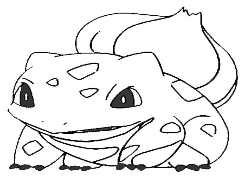 Pokemon Bilder Zum Ausdrucken Und Ausmalen Kostenlos