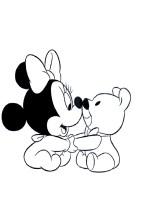 Ausmalbilder Disney Baby 10   Ausmalbilder Disney