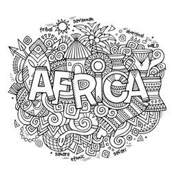 Afrika Ausmalbilder Fr Erwachsene Kostenlos Zum Ausdrucken