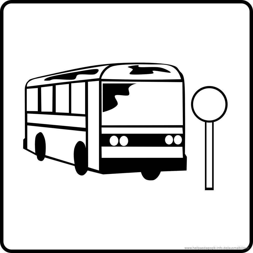 Bus malvorlage 9 Ausmalbilder Fur Euch - Malvorlagen