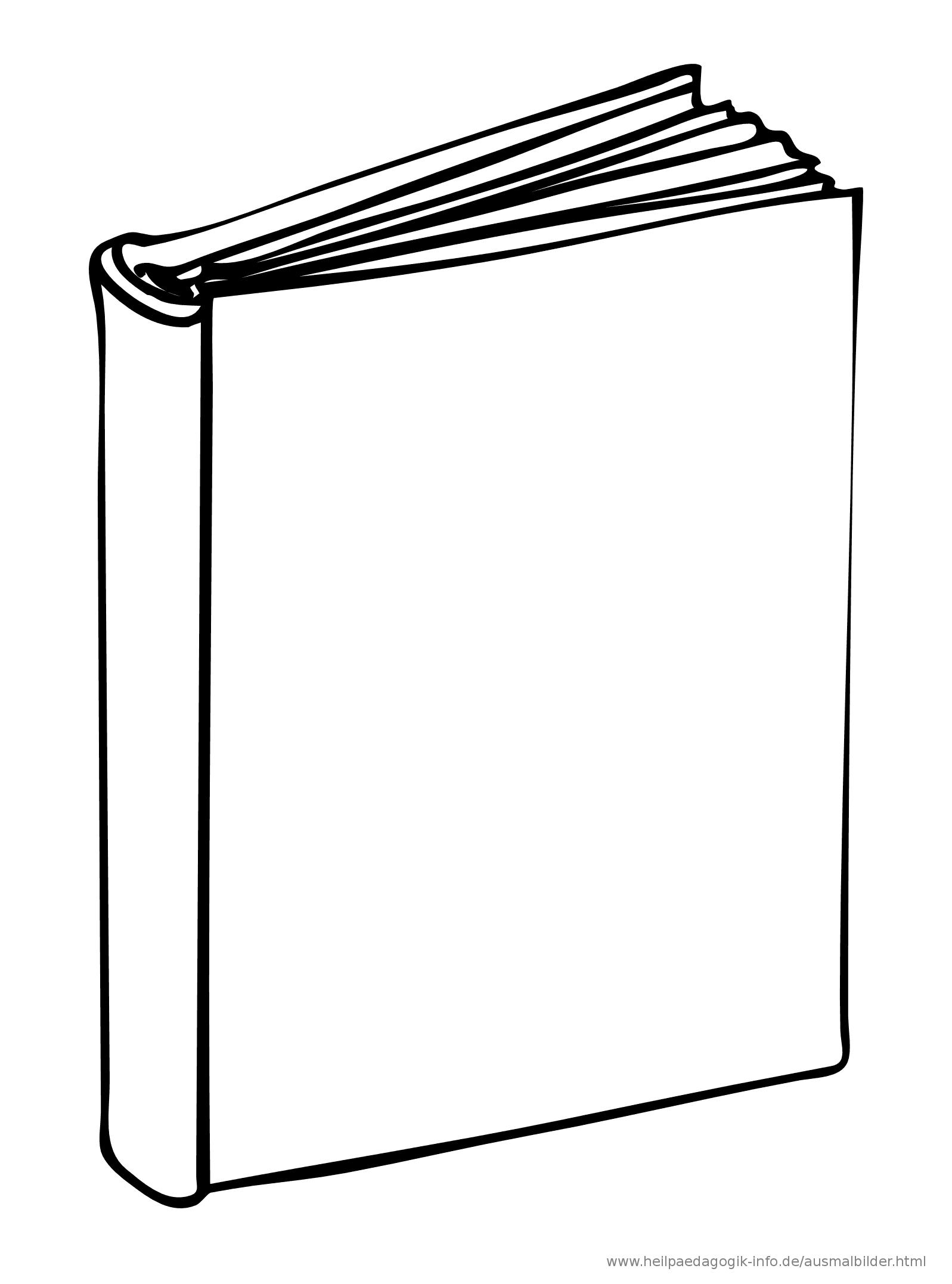 Buch malvorlage 3 Ausmalbilder Fur Euch - Malvorlagen