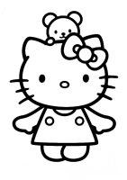 Malvorlagen Ausmalbilder, Hello Kitty   Ausmalbilder Hello ...