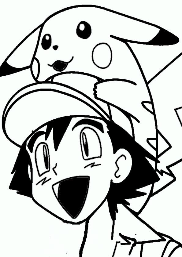 Ausmalbilder Kinder Pokemon 7 Ausmalbilder Fr Kinder