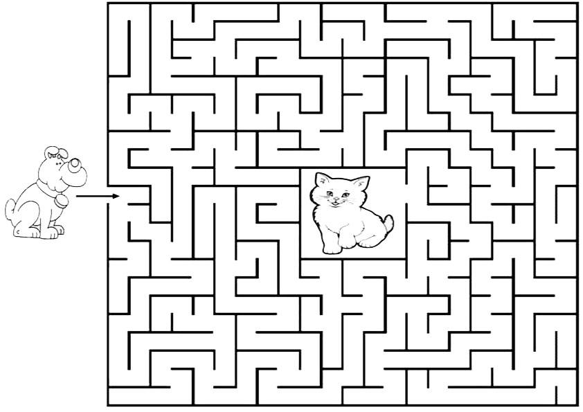 Ausmalbilder Labyrinthe 10 Ausmalbilder Kostenlos
