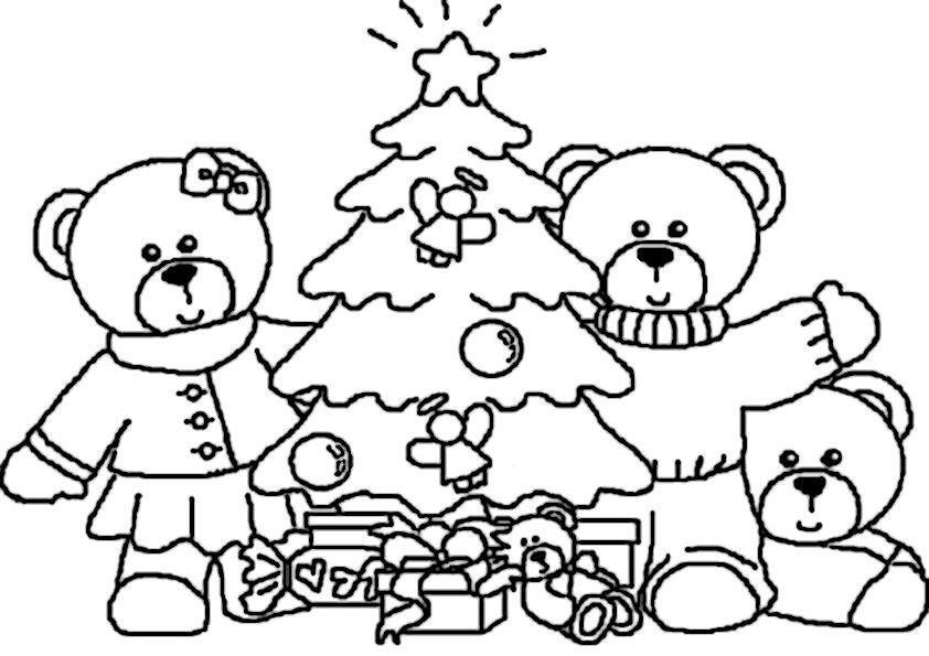 Ausmalbilder kostenlos weihnachten-7 Ausmalbilder Kostenlos