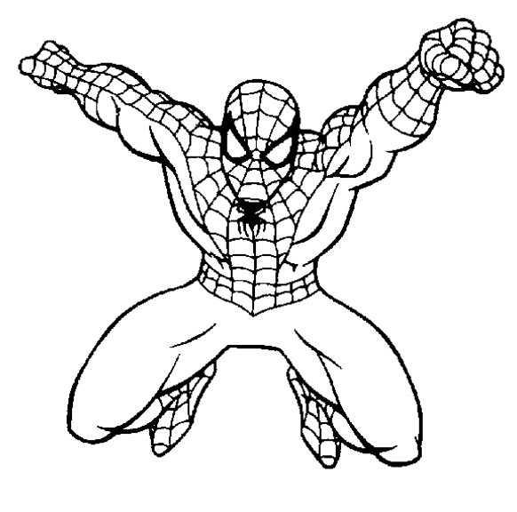 Malvorlagen Spiderman Kostenlose Malvorlagen gratis und