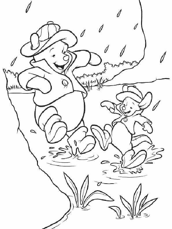 Ausmalbilder Kostenlos Winnie Pooh Baby 13 Ausmalbilder