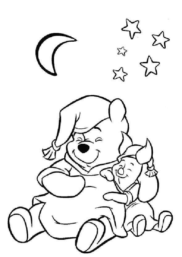 36 Winnie Pooh Baby Malvorlagen - Besten Bilder von