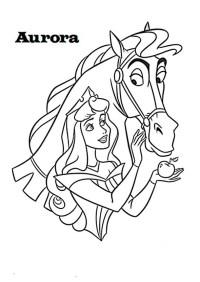 Malvorlage Pferd Und Prinzessin Malvorlage Pferd Mit Prinzessin