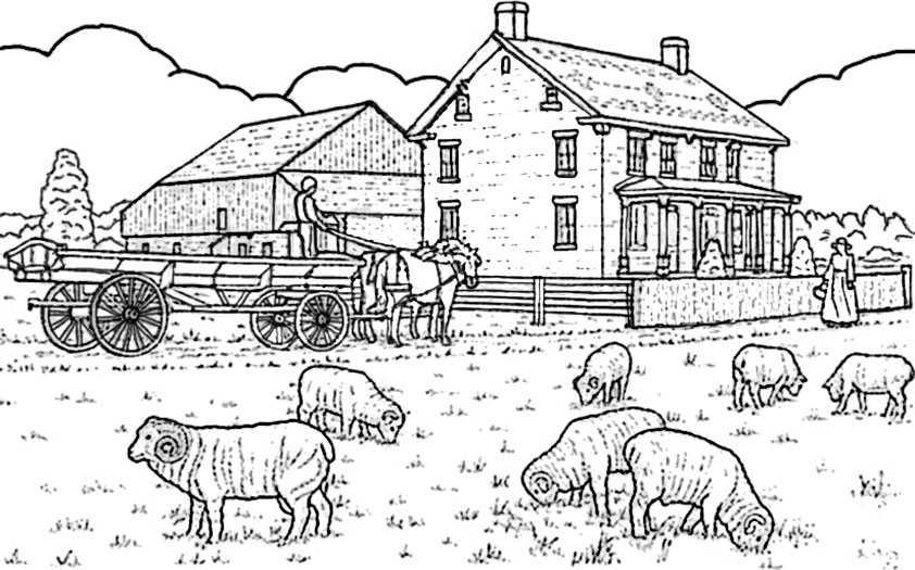 38 Bauernhof Bilder Zum Ausdrucken - Besten Bilder von