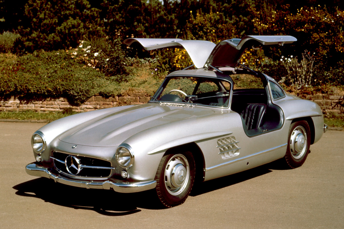 Ausmotivecom » Mercedesbenz Celebrates 50 Years In Australia