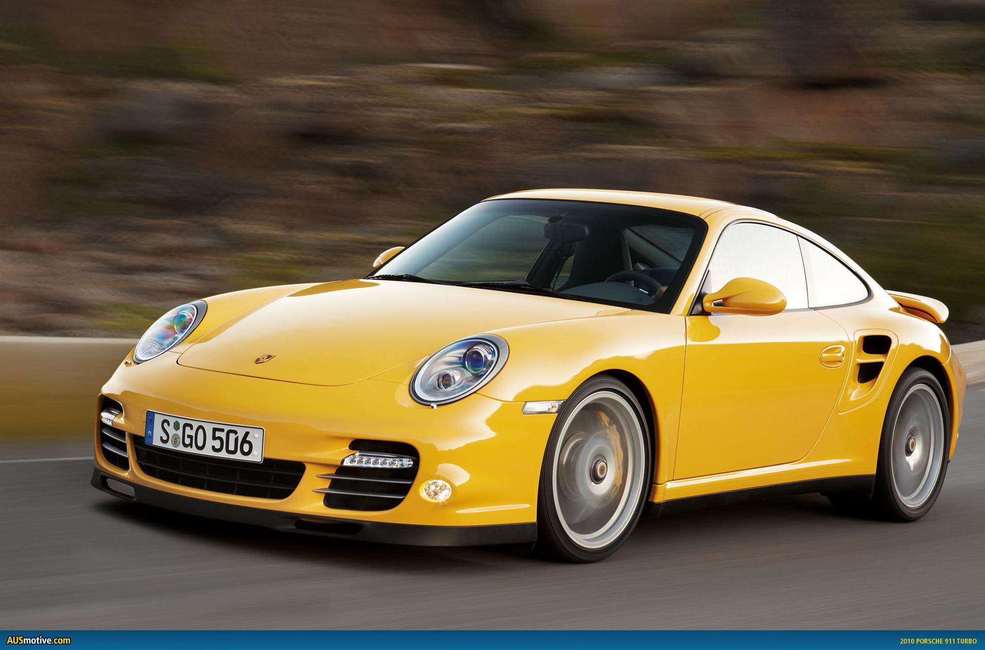 Ausmotivecom » 2010 Porsche 911 Turbo