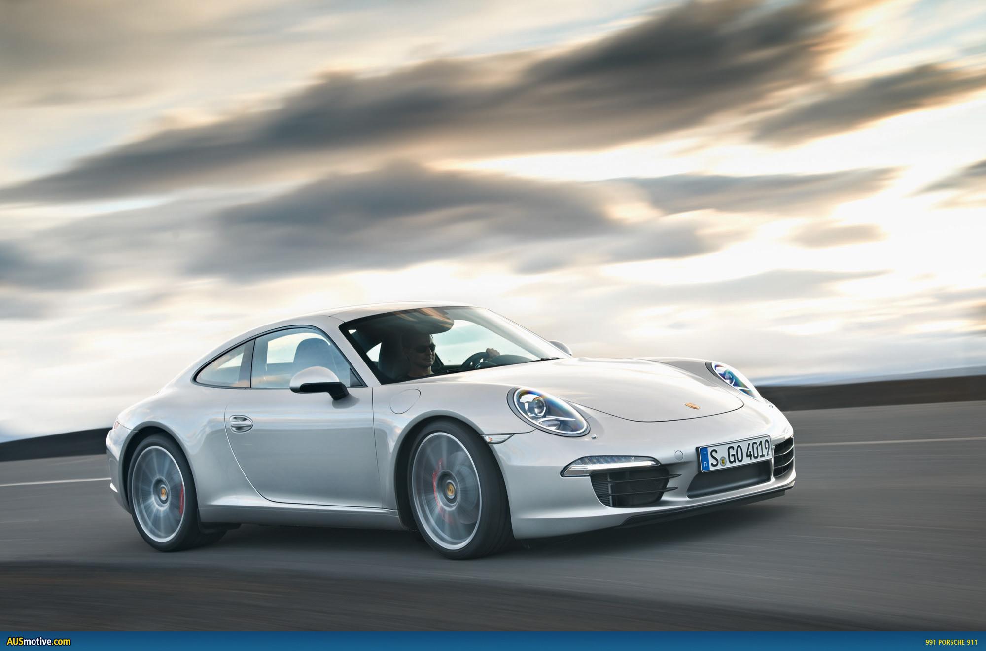 Ausmotivecom » 991 Porsche 911 Image Gallery