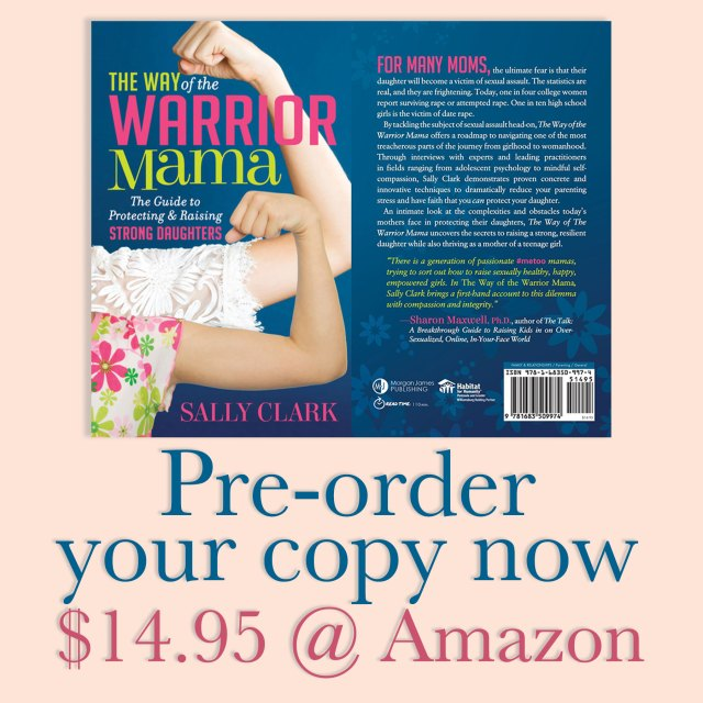 preorder The Way of the Warrior Mama