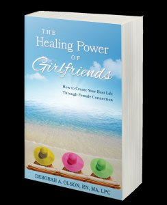 The Healing Power of Girlfriends