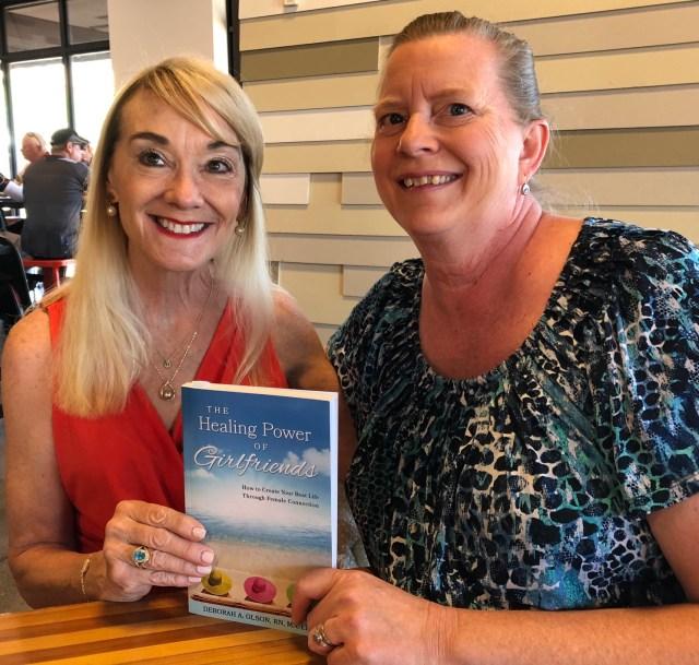 Deborah and Sue in Arizona 2019