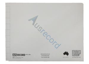 2D 2 flap medical file rear