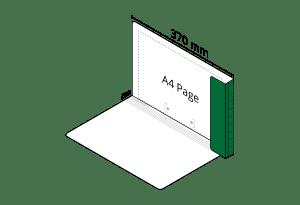 2D File Dark Green
