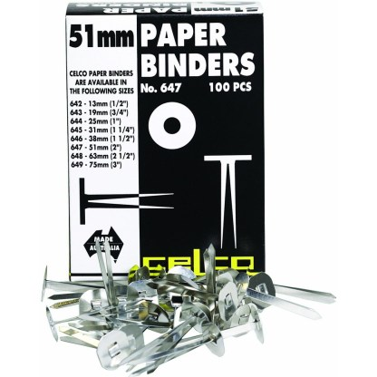 Celco Pins 51mm in box