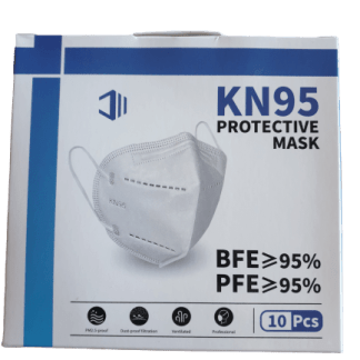 kn95 mask 10 pack