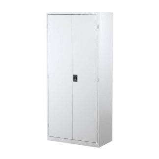 STEELCO Cabinet 2000H x 914W x 463D - 4 Shelves White Satin
