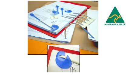 lp tubebind paper fastener