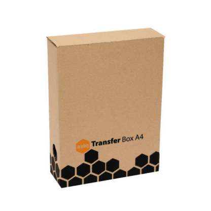 80068 Marbig Transfer Box A4 upright