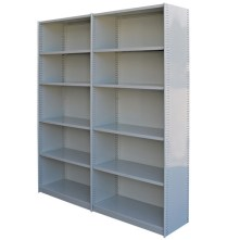 Steel Bookcase RUT Shelving