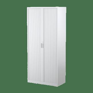 STEELCO Tambour Door Cabinet 2000H x 900W x 463D - 5 Shelves-WS