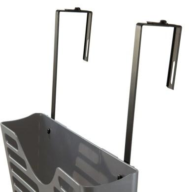Esselte verticalmate file pocket grey with hanger kit