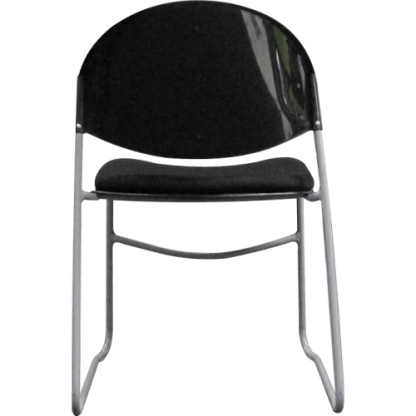 eclipse capri sled base visitor chair back