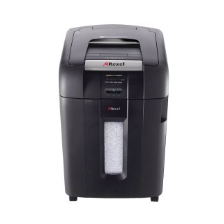 Rexel Auto+ 500M Micro Cut Shredder front full