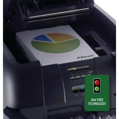 Rexel Auto+ 500M Micro Cut Shredder jam free technology