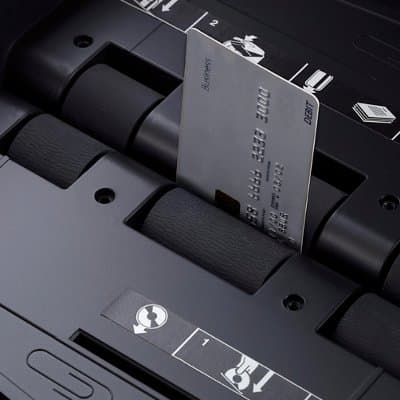 Rexel Auto+ 500M Micro Cut Shredder shred credit cards
