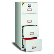 Diplomat DFC4000E Fire Proof Filing Cabinet