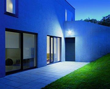 Steinel Sensor LED-Strahler XLED Home 1 weiß, LED-Scheinwerfer mit 140° Bewegungsmelder und max. 14 m Reichweite, 920 Lumen Helligkeit ,Lichtfarbe 6700 K Kalt-weiß, 002695 - 4