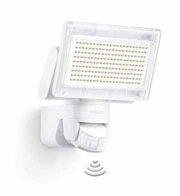 Steinel Sensor LED-Strahler XLED Home 1 weiß - NEU mit neutralweißer Lichtfarbe 4000 K, LED-Scheinwerfer mit 140° Bewegungsmelder und max. 14 m Reichweite, Fluter mit 14,8 Watt und 1020 Lumen, 029654 - 3