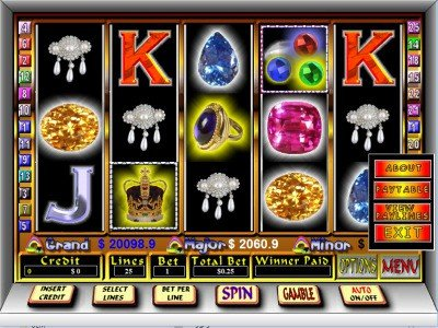 jewels Pokie