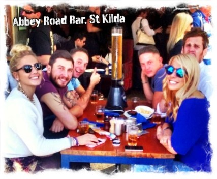 Fun with Friends. StKIlda
