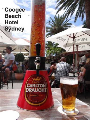 Carlton Draught Towers