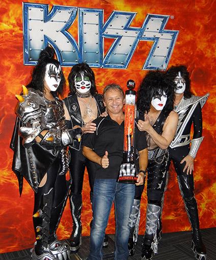 Rock Band KISS