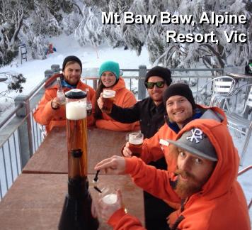 Apres Skiing