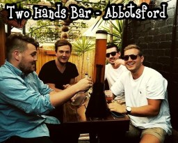 Two Hands Bar