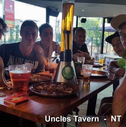 Uncles Tavern, NT