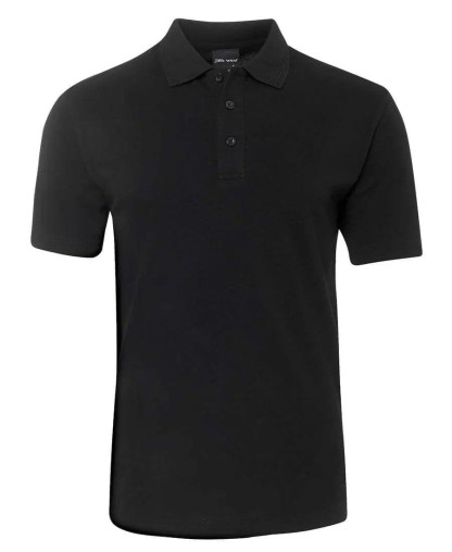 Polo Shirts - Black