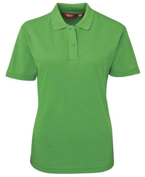 Ladies Polo - Pea Green