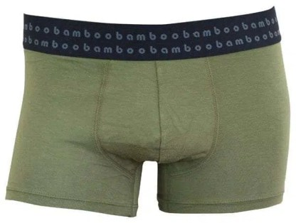 Bamboo Trunks Olive